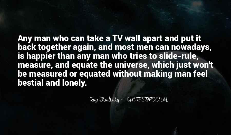 Together But Lonely Quotes #1413309