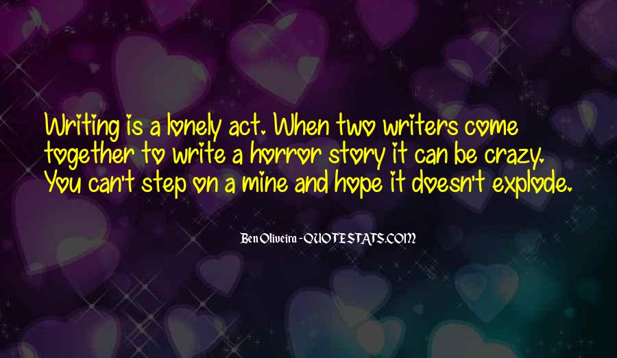Together But Lonely Quotes #1470304