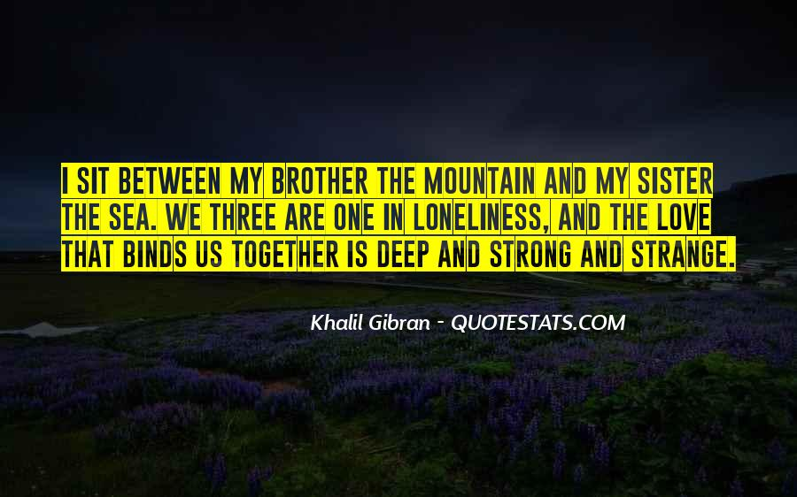 Together But Lonely Quotes #464626