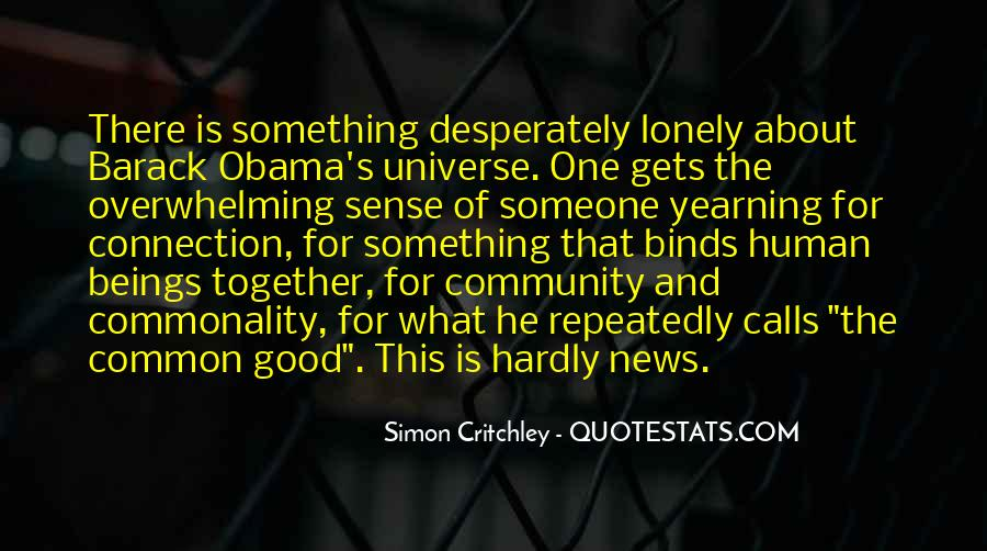 Together But Lonely Quotes #801894