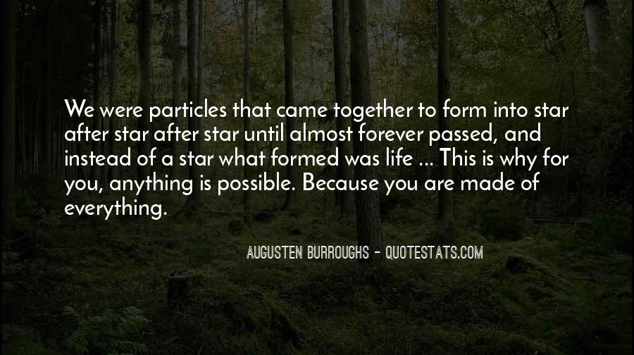 Together Everything Is Possible Quotes #1510382