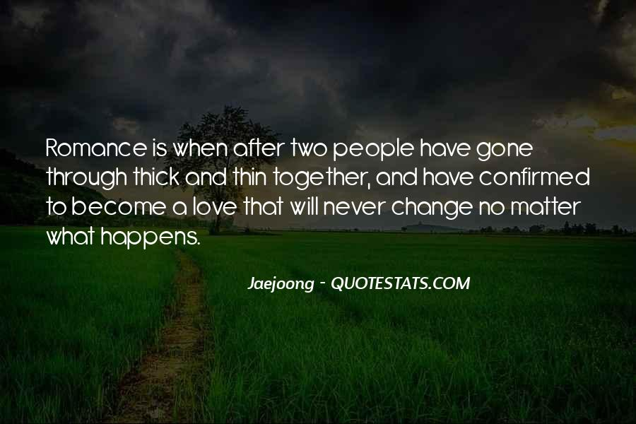 Together No Matter What Quotes #1092308