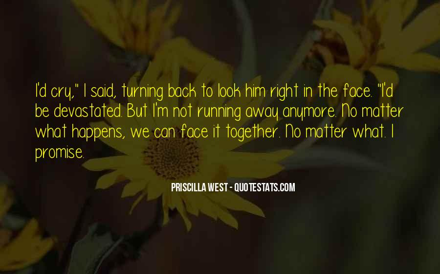 Together No Matter What Quotes #859999