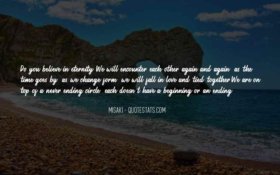 Together Till Eternity Quotes #1054857