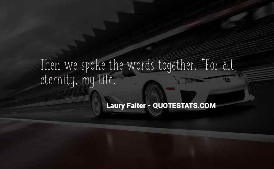 Together Till Eternity Quotes #1284333