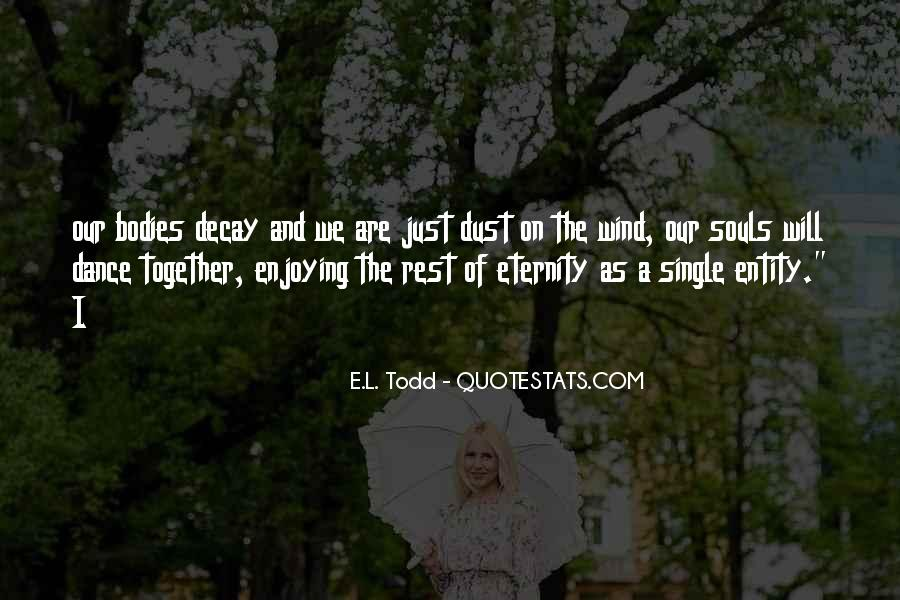 Together Till Eternity Quotes #1302761