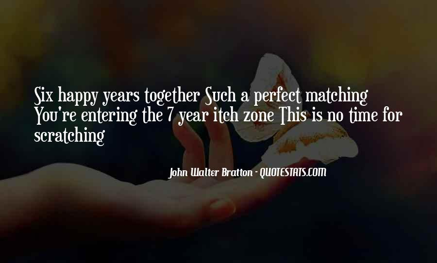 Together We Are Perfect Quotes #101303