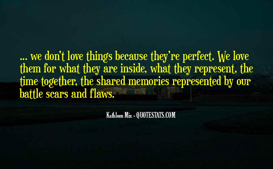 Together We Are Perfect Quotes #1636898