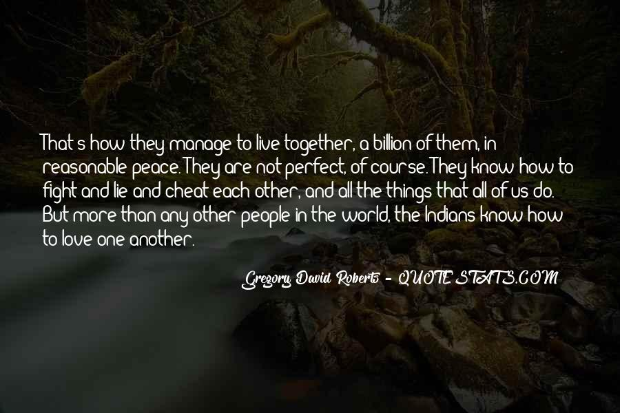 Together We Are Perfect Quotes #264233