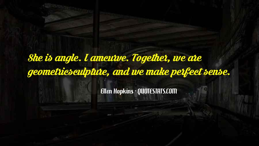 Together We Are Perfect Quotes #743292