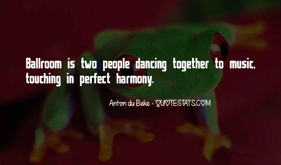 Together We Are Perfect Quotes #93179