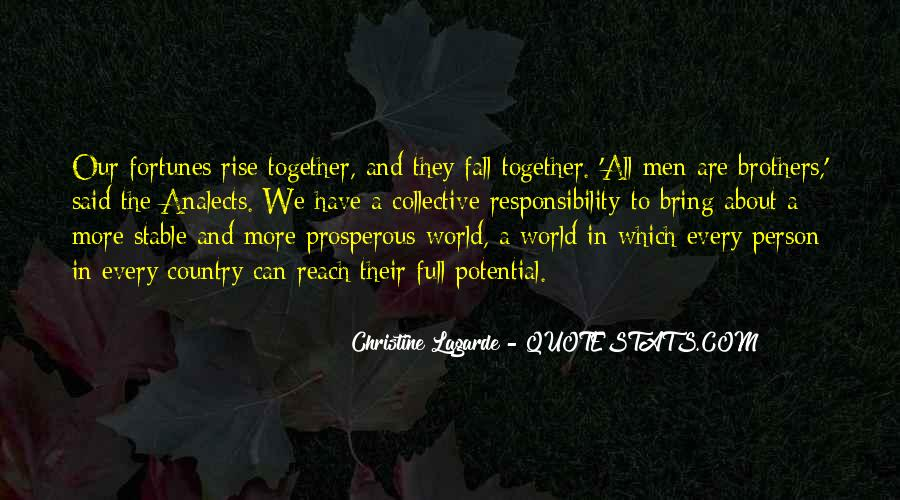 Together We Rise Quotes #1001853