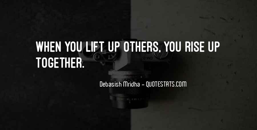 Together We Rise Quotes #298856
