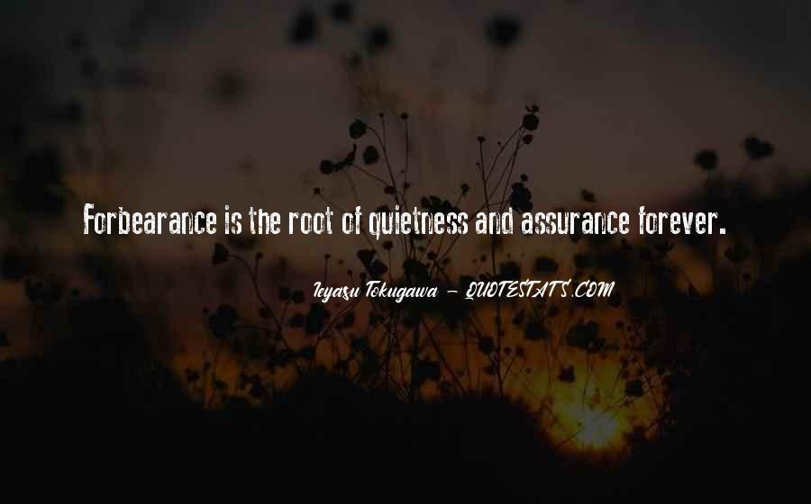 Tokugawa Quotes #1085458
