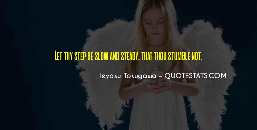 Tokugawa Quotes #1195421