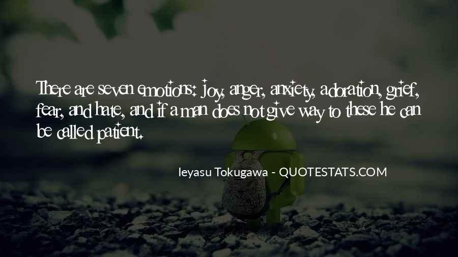 Tokugawa Quotes #1833012