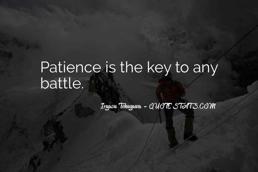 Tokugawa Quotes #482974