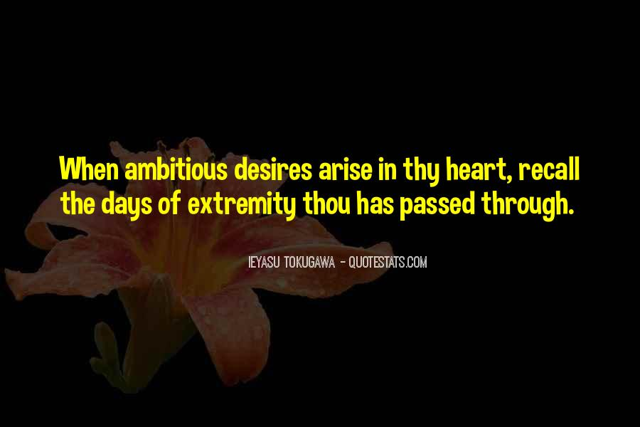 Tokugawa Quotes #810651