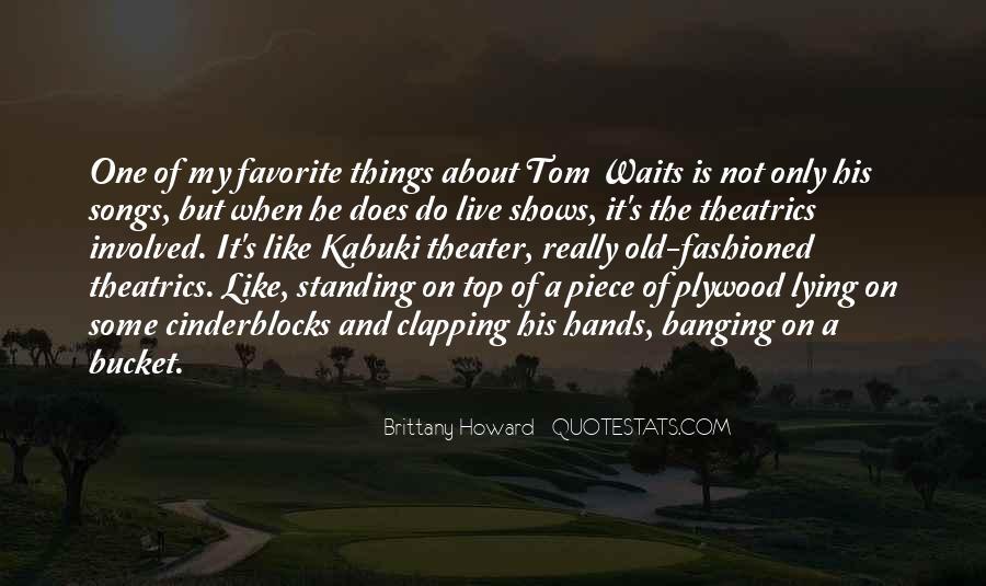 Tom One Piece Quotes #1220180