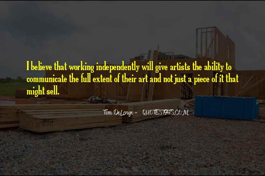 Tom One Piece Quotes #1353569