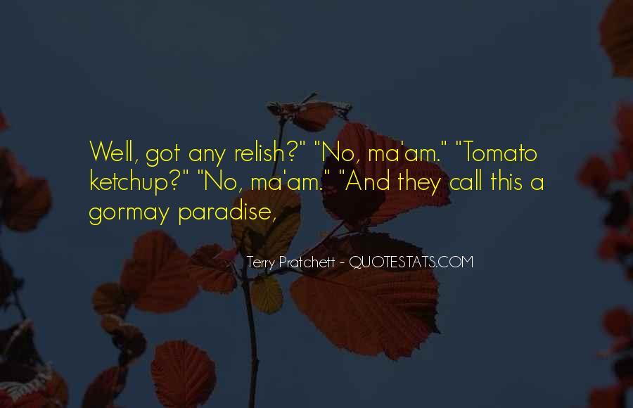 Tomato Quotes #1075409
