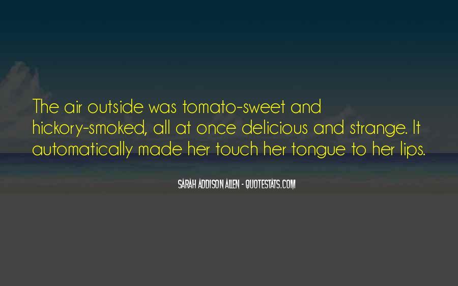 Tomato Quotes #1175567