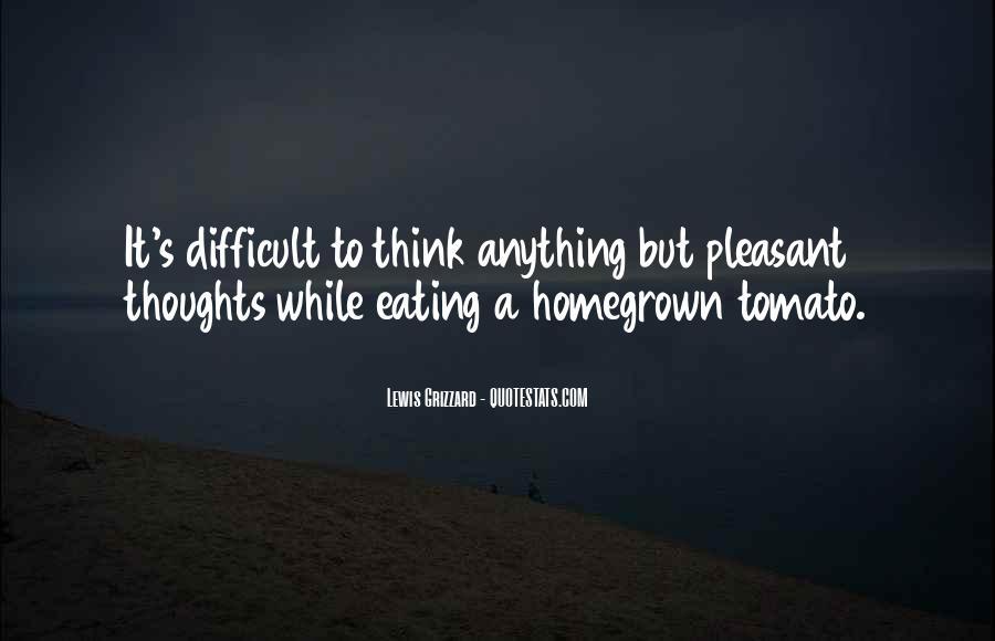Tomato Quotes #1189898