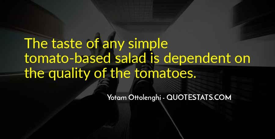 Tomato Quotes #379917