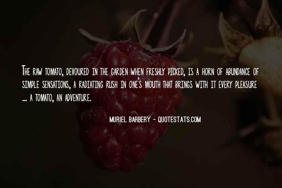 Tomato Quotes #940746