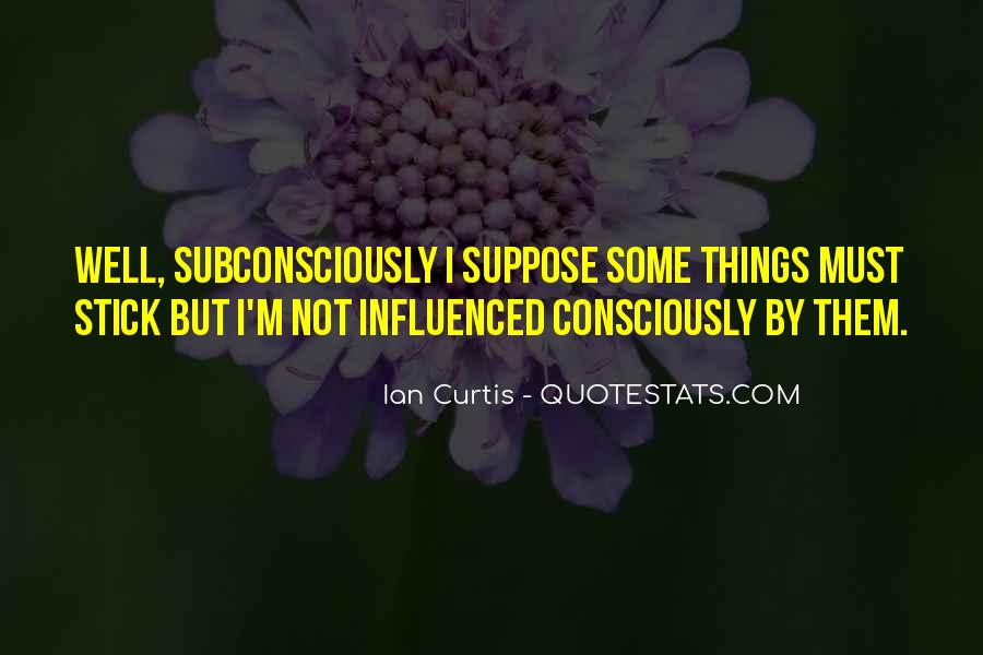 Quotes About Ian Curtis #449446