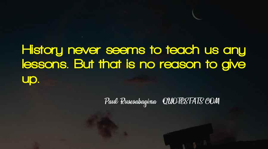 Quotes About Paul Rusesabagina #1310613
