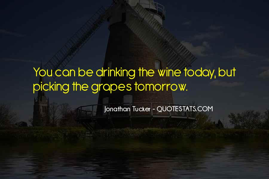 Tomorrow Is Mine Quotes #6172