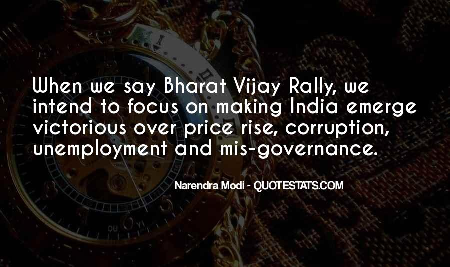 Quotes About Bharat #1105253