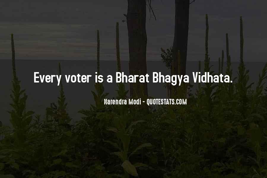 Quotes About Bharat #509635