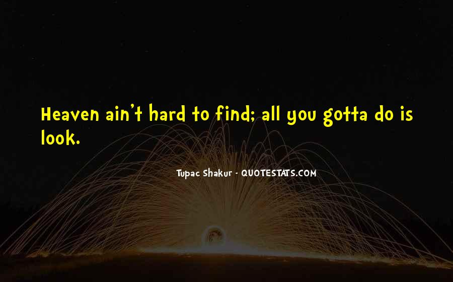 Quotes About Tupac Shakur #122627