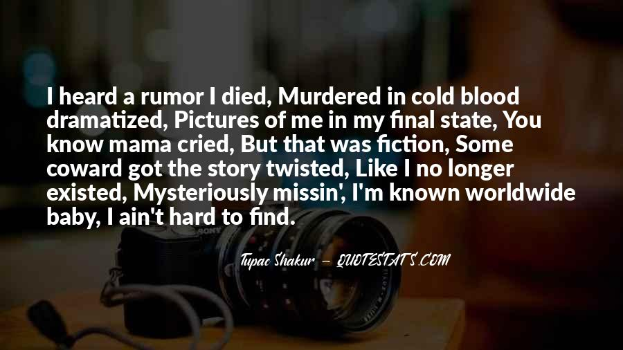 Quotes About Tupac Shakur #131442