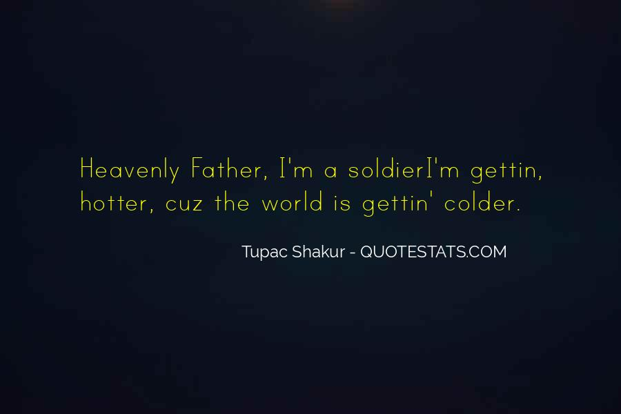 Quotes About Tupac Shakur #13979
