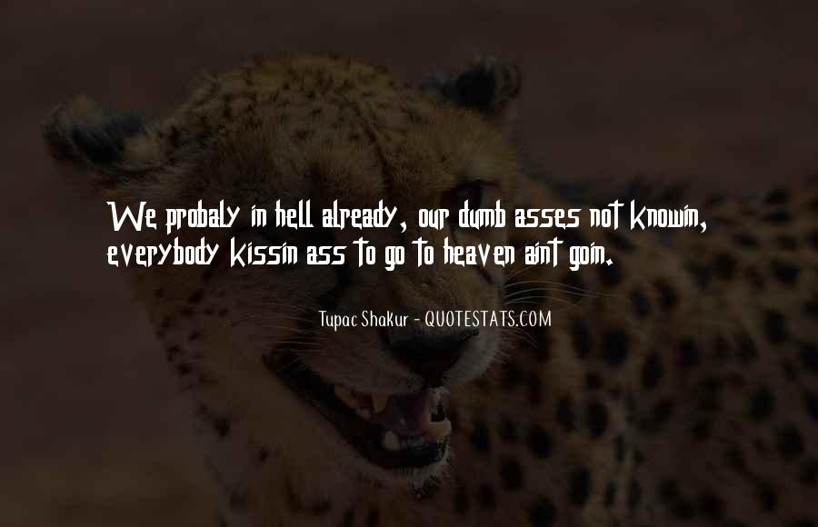 Quotes About Tupac Shakur #143678