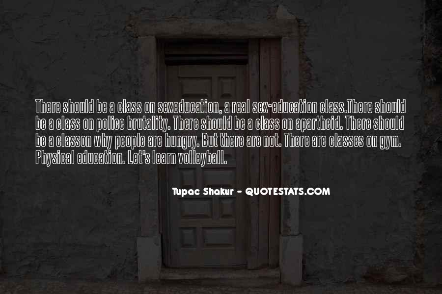 Quotes About Tupac Shakur #178534