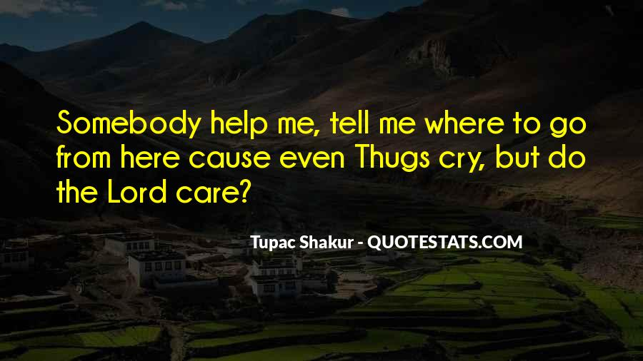 Quotes About Tupac Shakur #180571