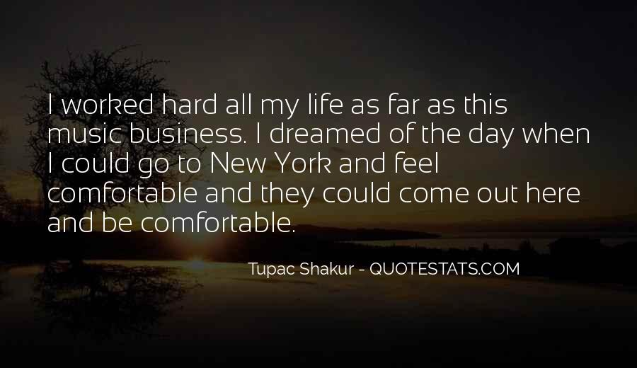 Quotes About Tupac Shakur #198382