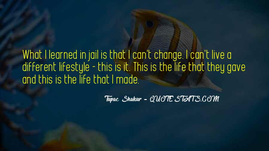 Quotes About Tupac Shakur #204983