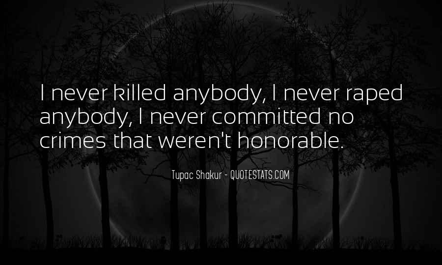 Quotes About Tupac Shakur #288894