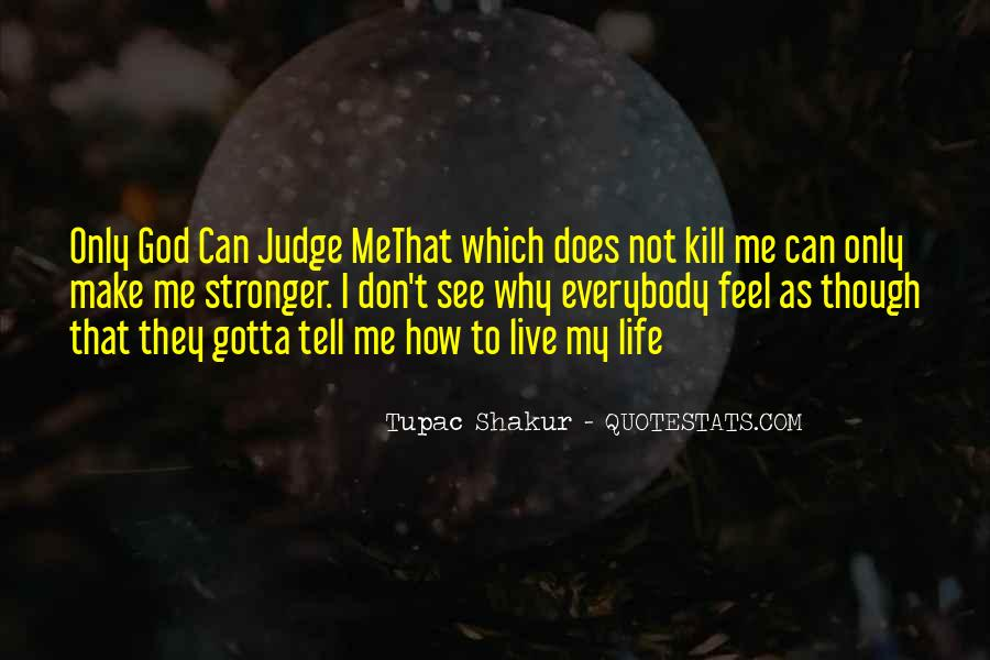 Quotes About Tupac Shakur #303039