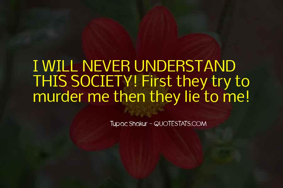 Quotes About Tupac Shakur #309757