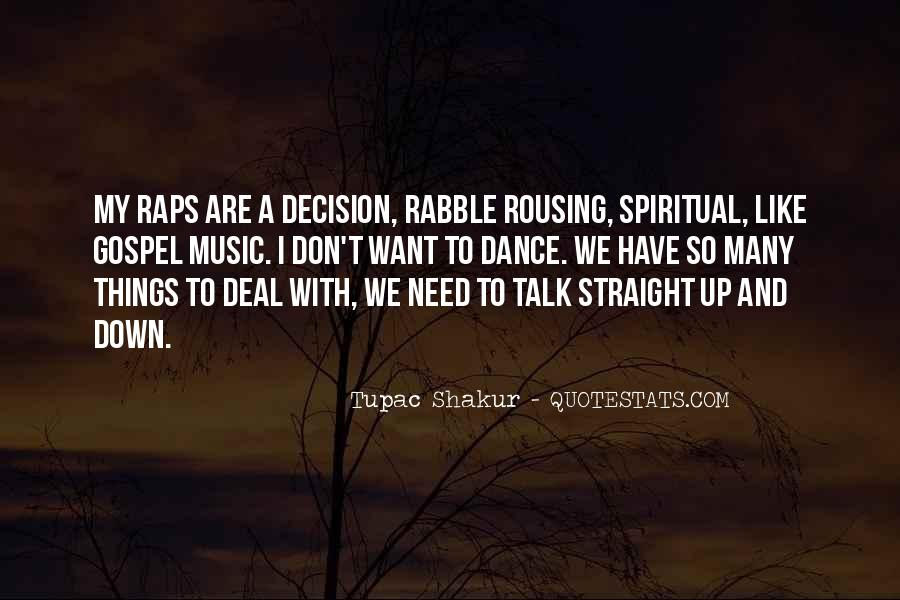 Quotes About Tupac Shakur #363130
