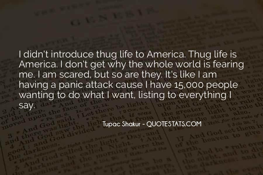 Quotes About Tupac Shakur #38936