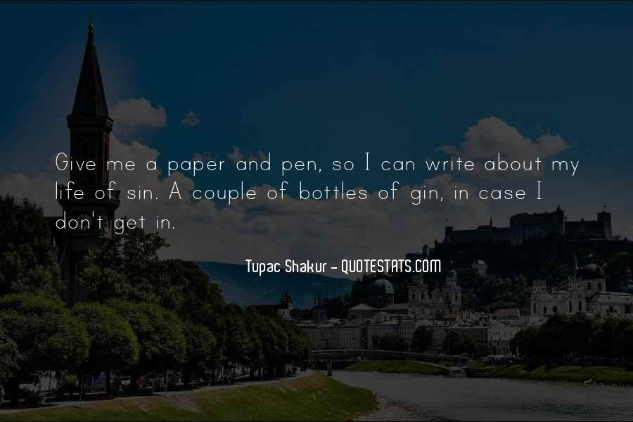 Quotes About Tupac Shakur #390970