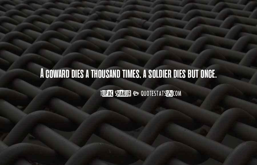 Quotes About Tupac Shakur #406474