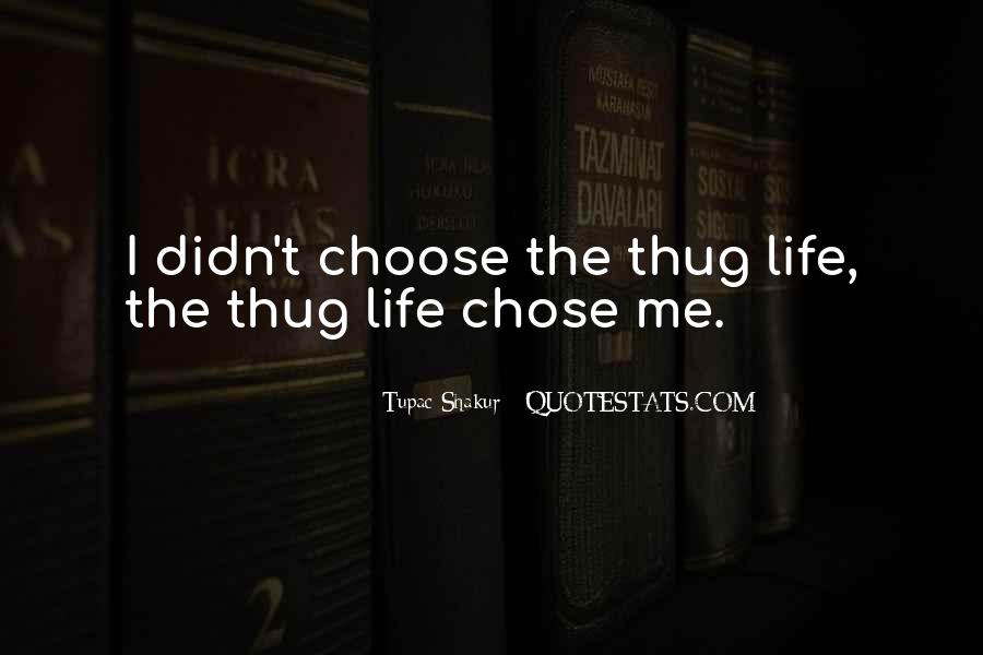 Quotes About Tupac Shakur #70838